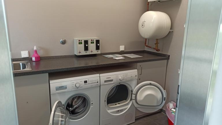 Trockner Waschmaschine