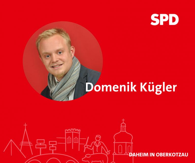 Portrait Domenik Kügler